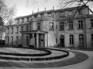 The venue for the Wannsee Conference