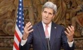 John Kerry in Warsaw